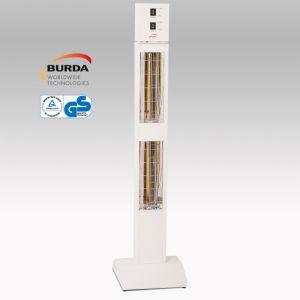 BURDA SMART TOWER BHST30 IP20 weiß mit integriertem Dimmer