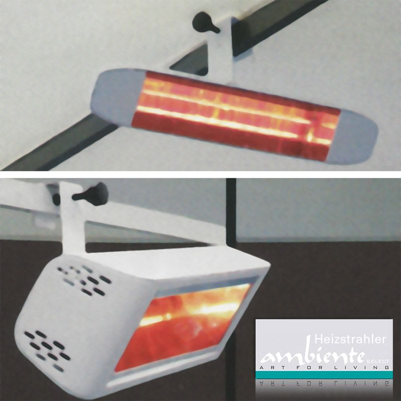 Halterung für Markisen Sonnenschirmstange und Gestelle 15 cm
