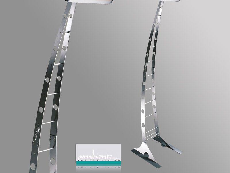 Stativ Giraffa 220 cm hoch für Infrarot Heizstrahler Heliosa HiDesign