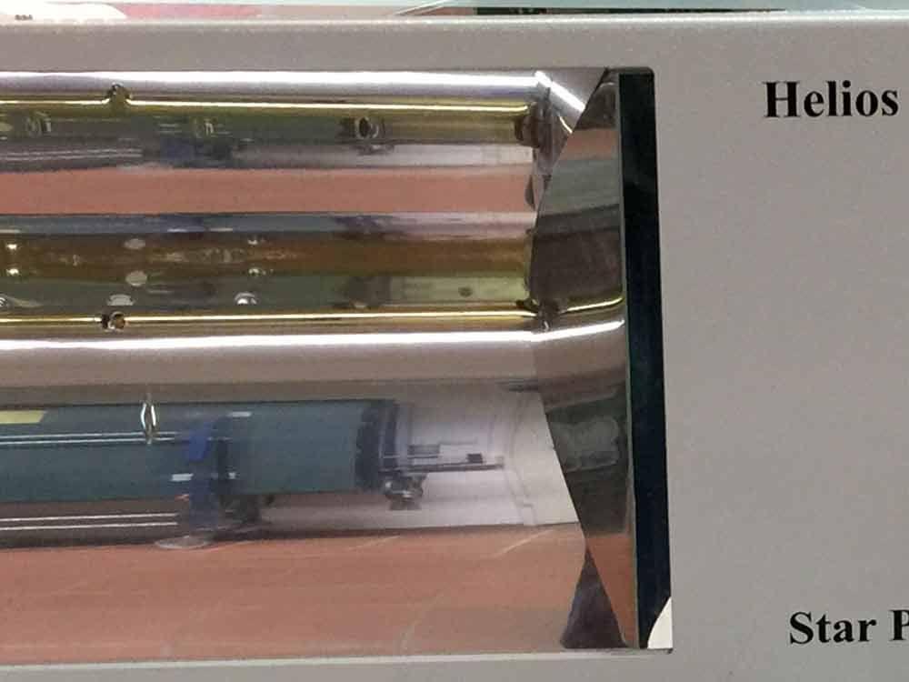 Infrarot Heizstrahler Ersatzröhre 1500 und 2000 Watt Helios HP IP20