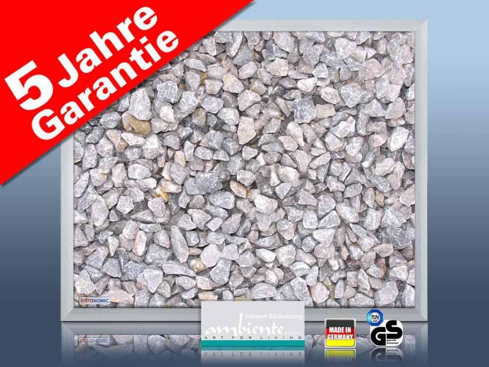 Infrarot Bildheizung 400 Watt 70x60 M23-SG Schotter