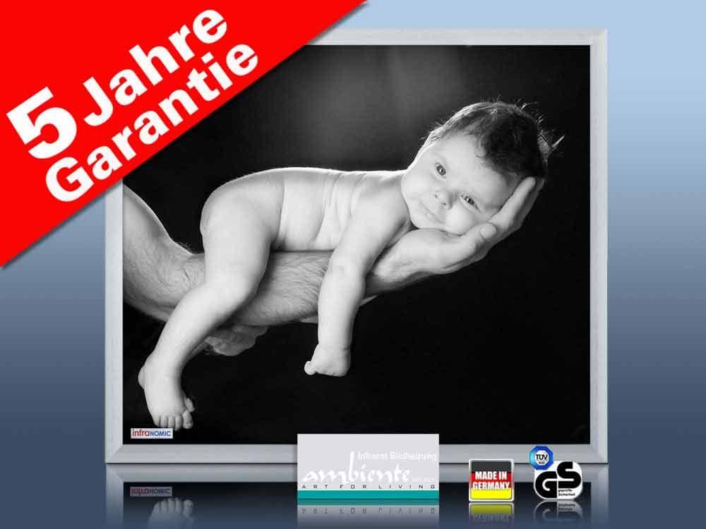 Infrarot Bildheizung 400 Watt 70x60 M23-SG Baby