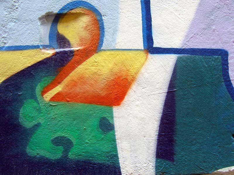 Bildheizung-Motiv Abstrakt 02 für Standard Infrarotheizung