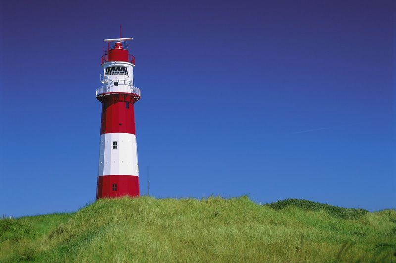 Bildheizung-Motiv Leuchtturm 2 für Standard Infrarotheizung