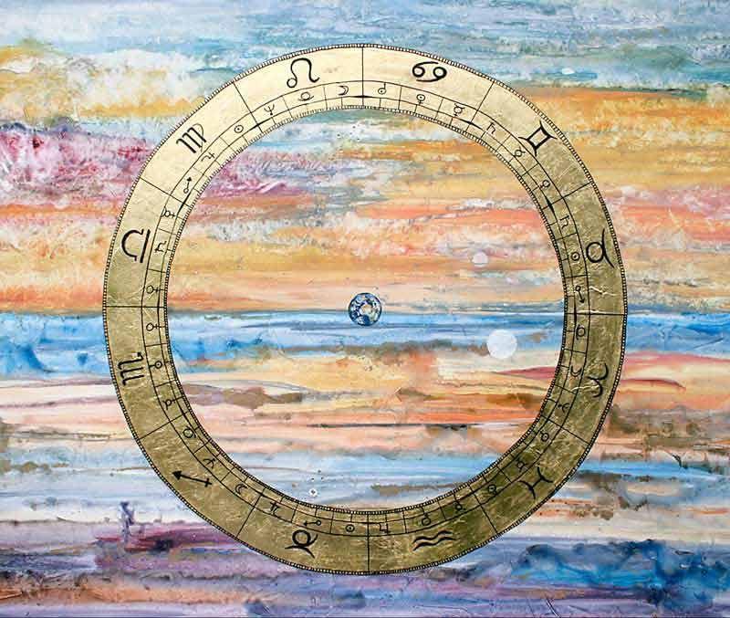 Horoskope Bildauswahl für Bildheizung 70x60