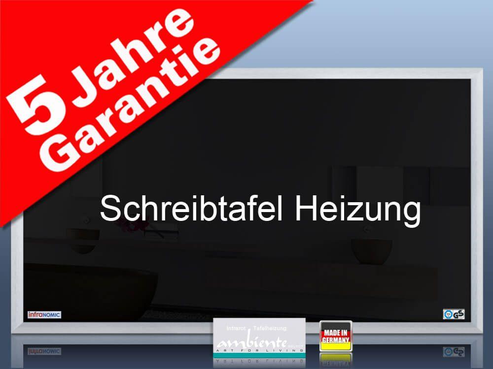 Infrarot Tafelheizung 600 Watt 110x60 Schreibtafel M23