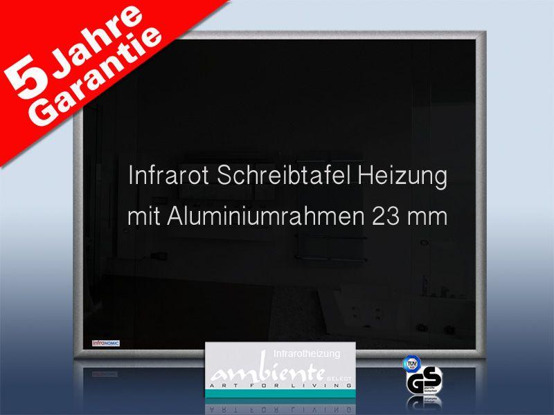 Infrarot Tafelheizung 400 Watt 70x60 Schreibtafel M23