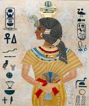 Die Königin Bildauswahl für infrarot Bildheizung 70x60