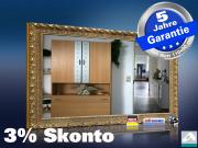 Infrarot Spiegelheizung 600 Watt 110x60 Stilrahmen StG