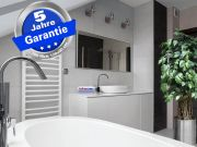 Infrarot Spiegelheizung Bad 700 Watt ESG Glas 120x60 M10-SL