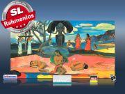 Infrarot Bildheizung Kunst 600 Watt 110x60 M10-SL Sonntag