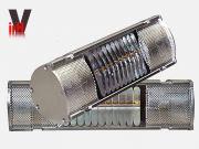 Infrarot Heizstrahler Ersatzröhre 500 Watt IP65 Heizmeister