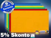 Farbige Infrarotheizung slim-line Rahmenlos 400 bis 900 Watt orange