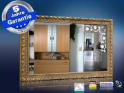 Design Spiegel Infrarotheizung 500 Watt 90x60 Stilrahmen StG Blumen