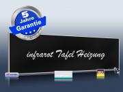 Infrarot Tafelheizung 320 Watt 120x35 Schreibtafel M10