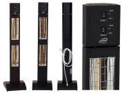 BURDA SMART TOWER BHST30 IP20 schwarz mit integriertem Dimmer