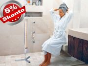 Burda Infrarot Sauna IR SPA 750 Sauna Infrarot Wärmestrahler