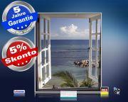 Infrarot Bildheizung 400 Watt 70x60 M10-SL Fenster