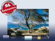 Infrarot Bildheizung 500 Watt 90x60 M10-SL Cala Sa Val