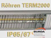 Burda Infrarot Heizstrahler Ersatzröhre TERM2000 IP67 1,65kW