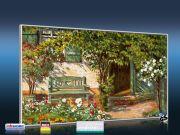 Infrarot Bildheizung Kunst 600 Watt 110x60 M10-SL Vorgarten
