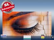 Infrarot Bildheizung 700 Watt 120x60 M10-SL Auge
