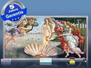 Infrarot Bildheizung Kunst 700 Watt 120x60 M23 Geburt der Venus