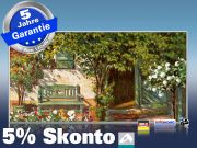 Infrarot Bildheizung Kunst 700 Watt 120x60 M10-SL Vorgarten