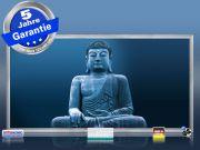 Infrarot Bildheizung 700 Watt 120x60 M23 Buddha blau