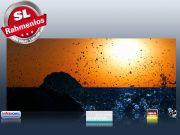 Infrarot Bildheizung 900 Watt 140x60 M10-SL Brandung