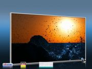 Infrarot Bildheizung 600 Watt 110x60 M10-SL Brandung