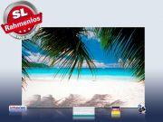Infrarotheizung als Bild Bildheizung 500 Watt 90x60 M10-SL Strand