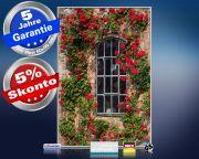 Infrarot Bildheizung 500 Watt 90x60 M10-SL Rosenfenster