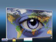 Infrarot Bildheizung 600 Watt 110x60 M10-SL Weltblick