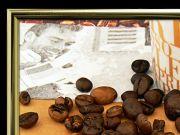 infrarotheizung mit Bild Bildheizung 500 Watt 90x60 M10M coffee