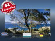 Infrarot Bildheizung 600 Watt 110x60 M10-SL Cala Sa Val