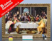 infrarot Bildheizung Kunst 500 Watt 90x60 StG Abendmahl (Juanes)
