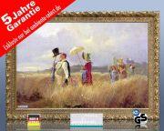 infrarot Bildheizung Kunst 500 Watt 90x60 StG Sonntagsspaziergang