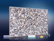 infrarot Bildheizung 500 Watt 90x60 M10-SL Schotter