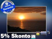 infrarot Bildheizung 500 Watt 90x60 M10-SL Sonnenaufgang