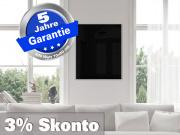 Infrarotheizung Glas schwarz Spiegelheizung Bad 400 Watt 70x60 M10
