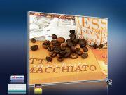 Infrarot Bildheizung 400 Watt 70x60 M10-SL Café