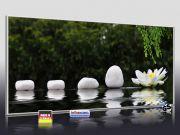 Infrarot Bildheizung 900 Watt 140x60 M10-SL Wellness