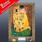 infrarot Bildheizung Kunst 500 Watt 90x60 StG Der Kuss (Klimt)