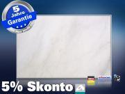 infrarot Bildheizung 500 Watt 90x60 M10-SL Marmor hellweiß