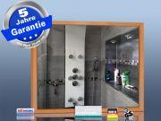 Infrarotheizung schwarz Spiegelheizung 400 Watt 70x60 HB30