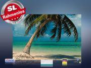 Infrarot Bildheizung 500 Watt 90x60 M10-SL Karibik II