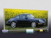 Infrarotheizung als Bild Bildheizung 900 Watt 140x60 M10-SL Porsche