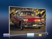 Infrarot Bildheizung 500 Watt 90x60 M10-SL Cadillac