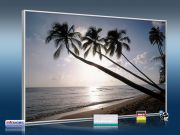 Infrarot Bildheizung 500 Watt 90x60 M10-SL Barbados